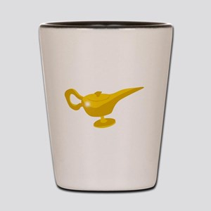 Genie Magic Lamp Shot Glass